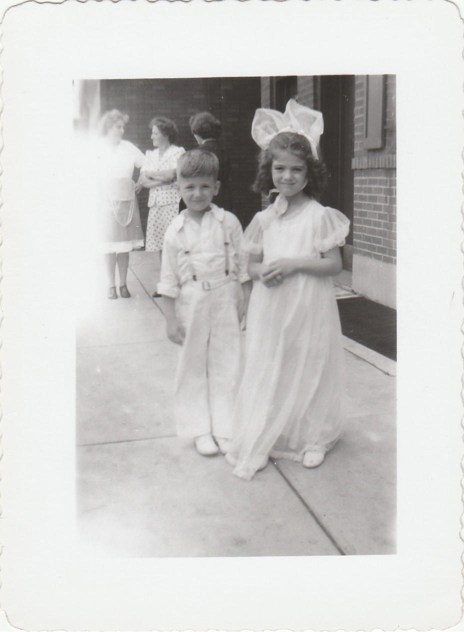 Raymond and MaryAnne Baratta … Jane and Primo Ponti's wedding 07/20/1946