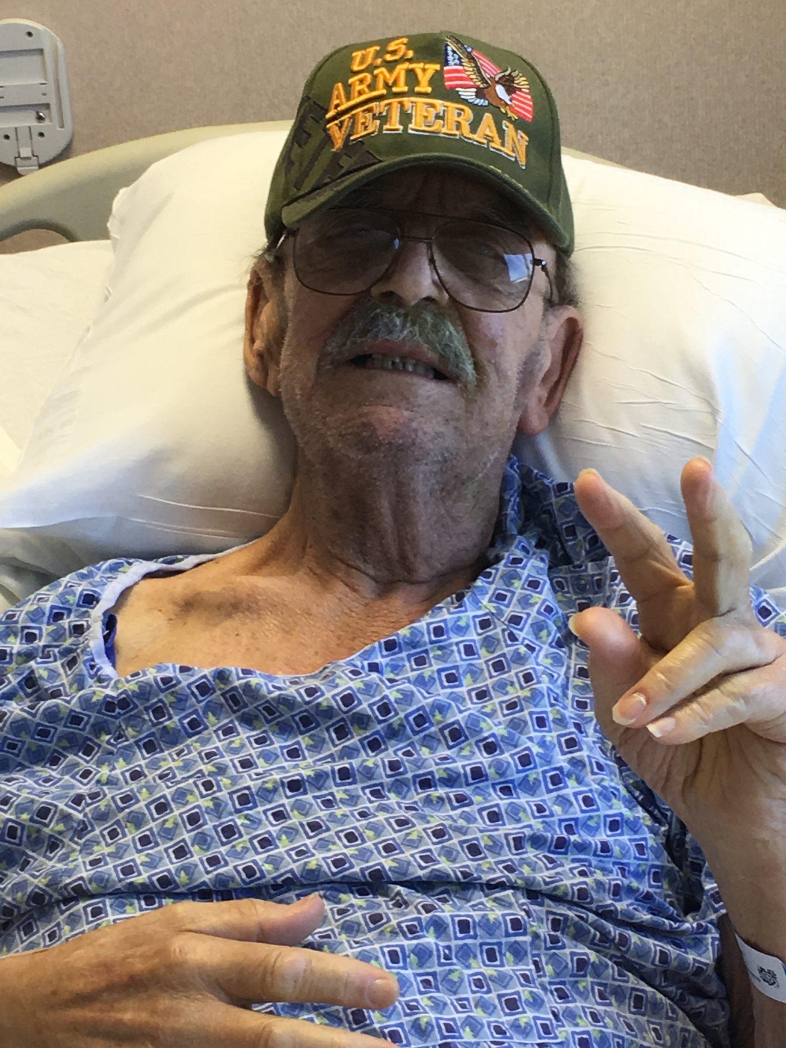 Love you forever sweet Dad. Sgt Dennis D Walker