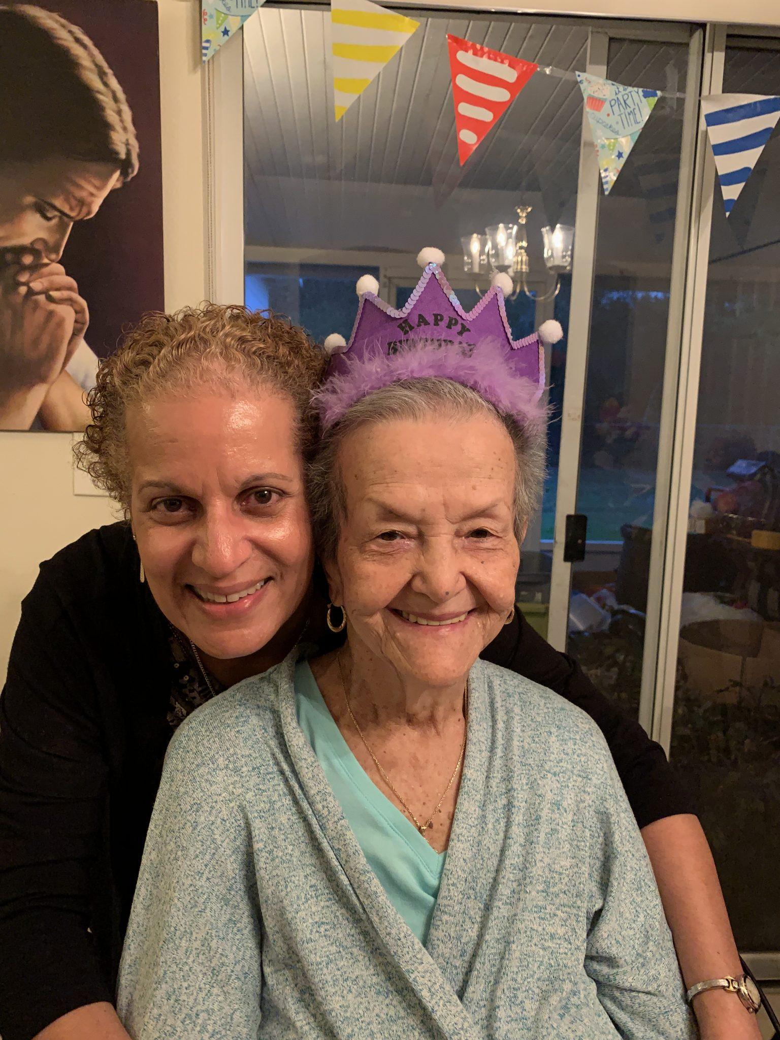Titi 80th Birthday.