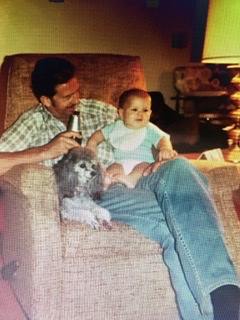 Bill and his first Grandson