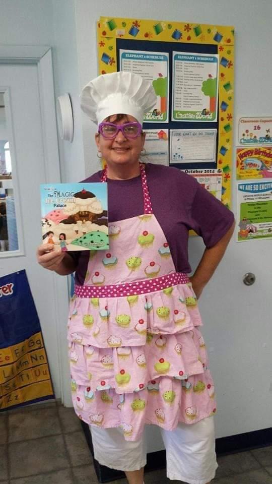 Ms. Barbara the baker