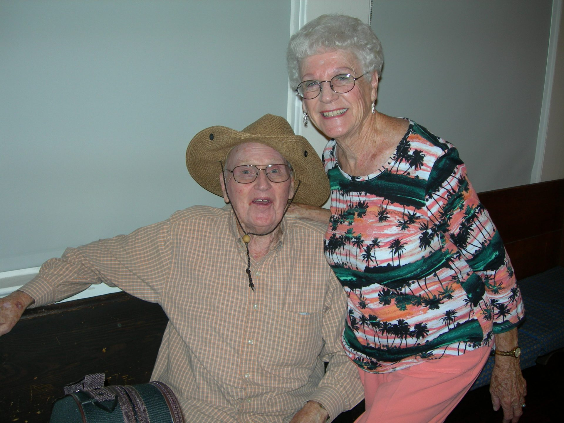 Bill always had a hug and a smile!  He will be greatly missed by the Barberville Pioneer Settlement's First Saturday Music folks!<br /> We know he is dancing in heaven!