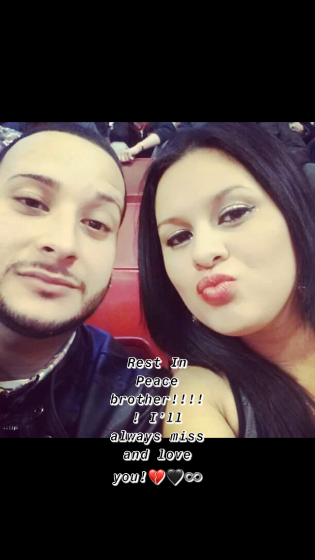 76ers game we were both big fans thanks brother for the great times and precious memories everything was so peaceful and fun with you around no one like you! May your soul fly high brother until we meet again! Happy Birthday in Heaven!✨♾