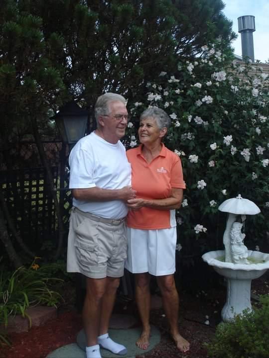 Jean and Dale Davis
