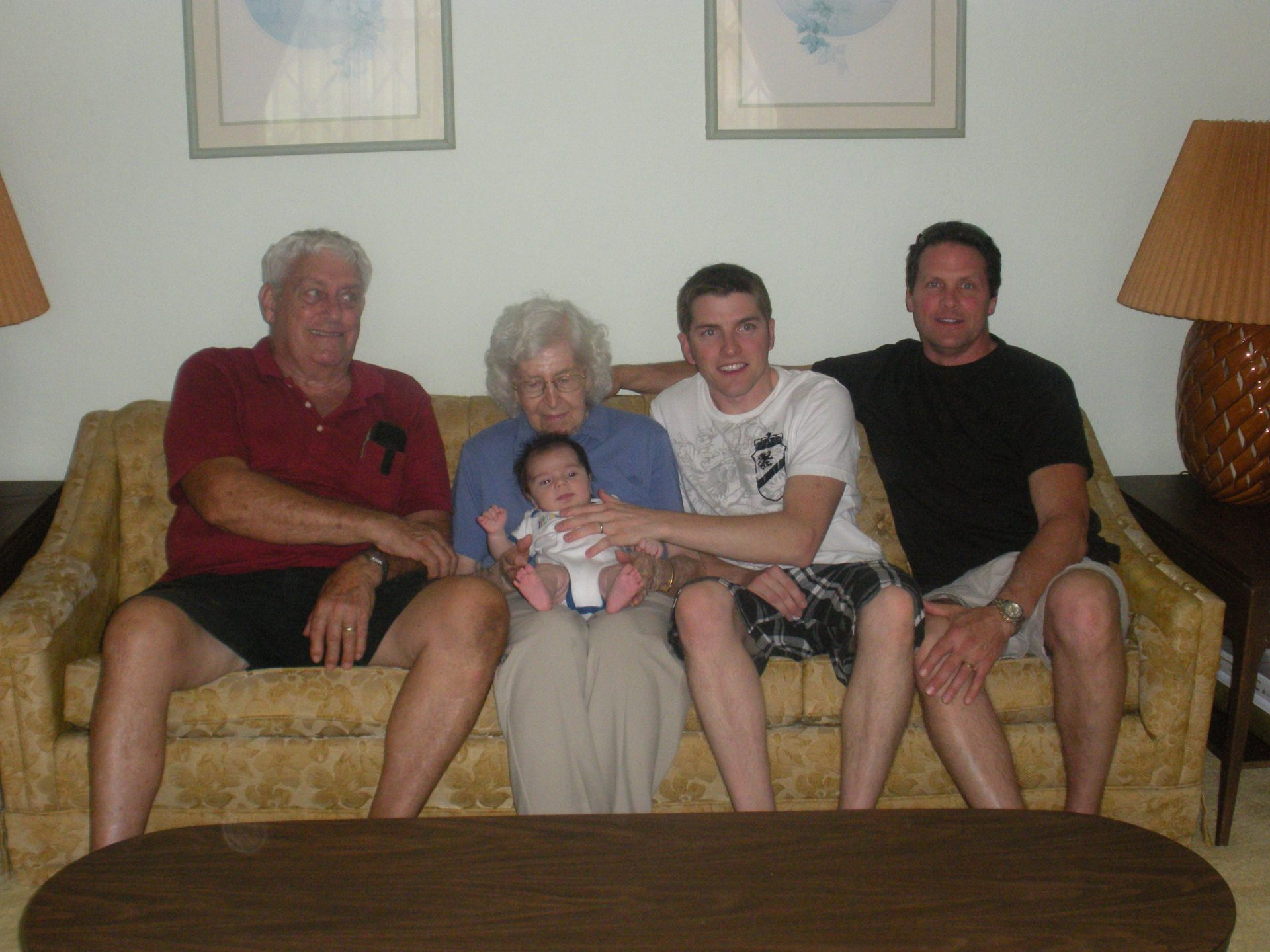Generations (with Grandmother)