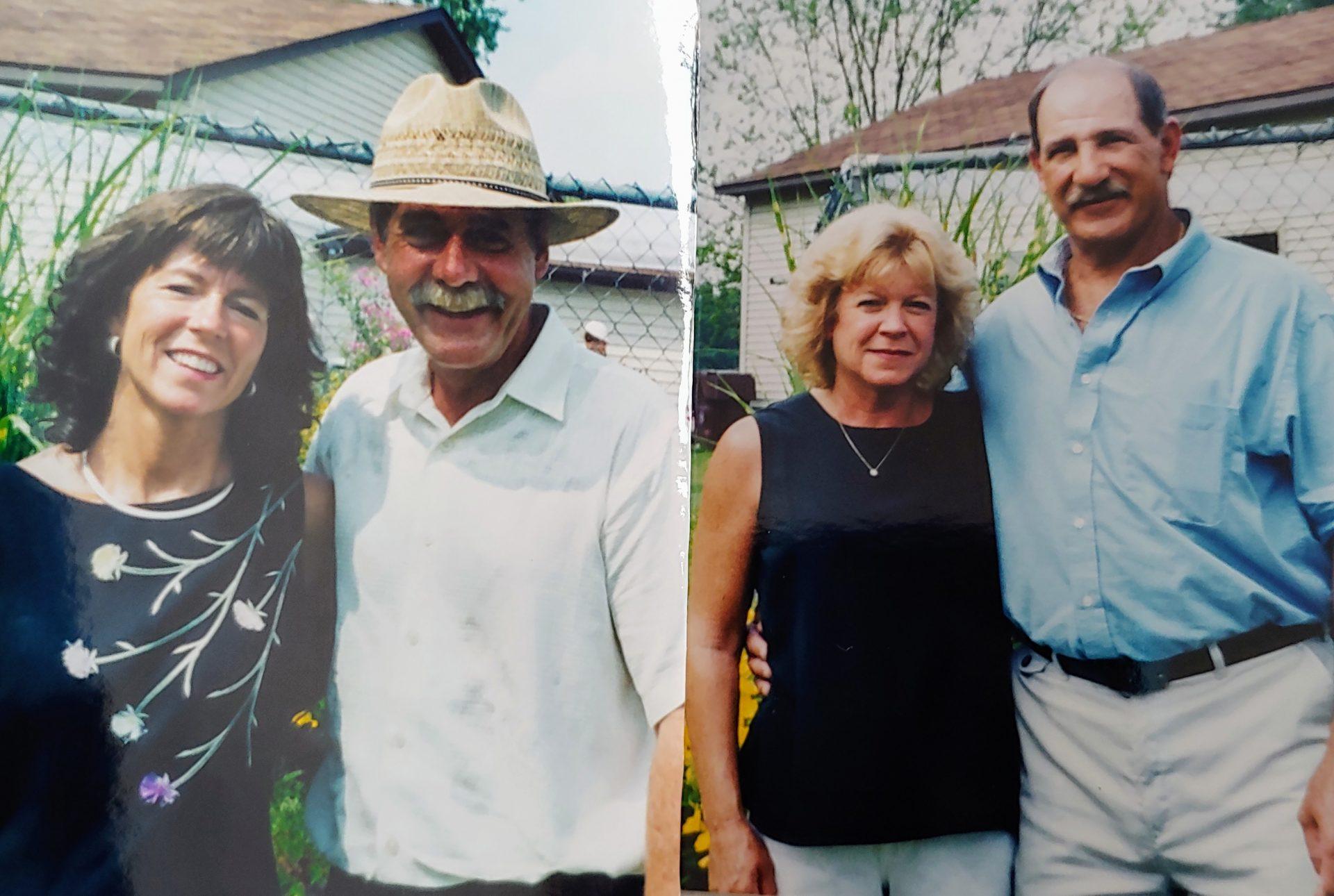 Dermot and Mary Solan.  Bob loved them dearly.  RIP. Too, Dermot