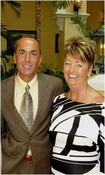Mike & Marsha Namey together forever.  We will always cherish our times together.  Rest in Peace dear friends. Until we meet again!!Jan & Dean