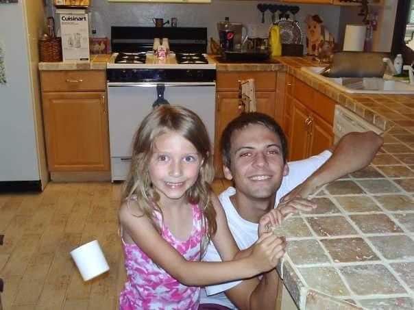 Robert and Hannah Knowles-2009 (Cousins)