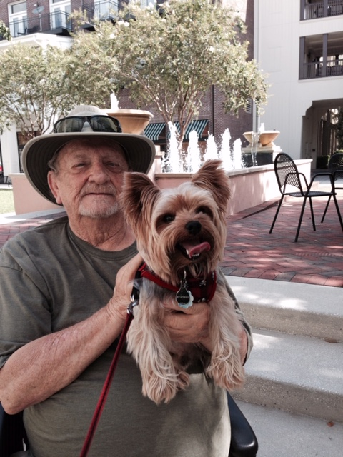 Bob and his little Buddy