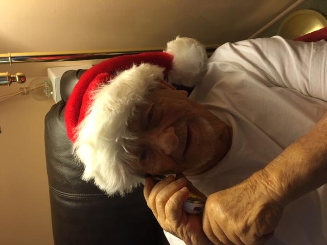 Bob loved Christmas