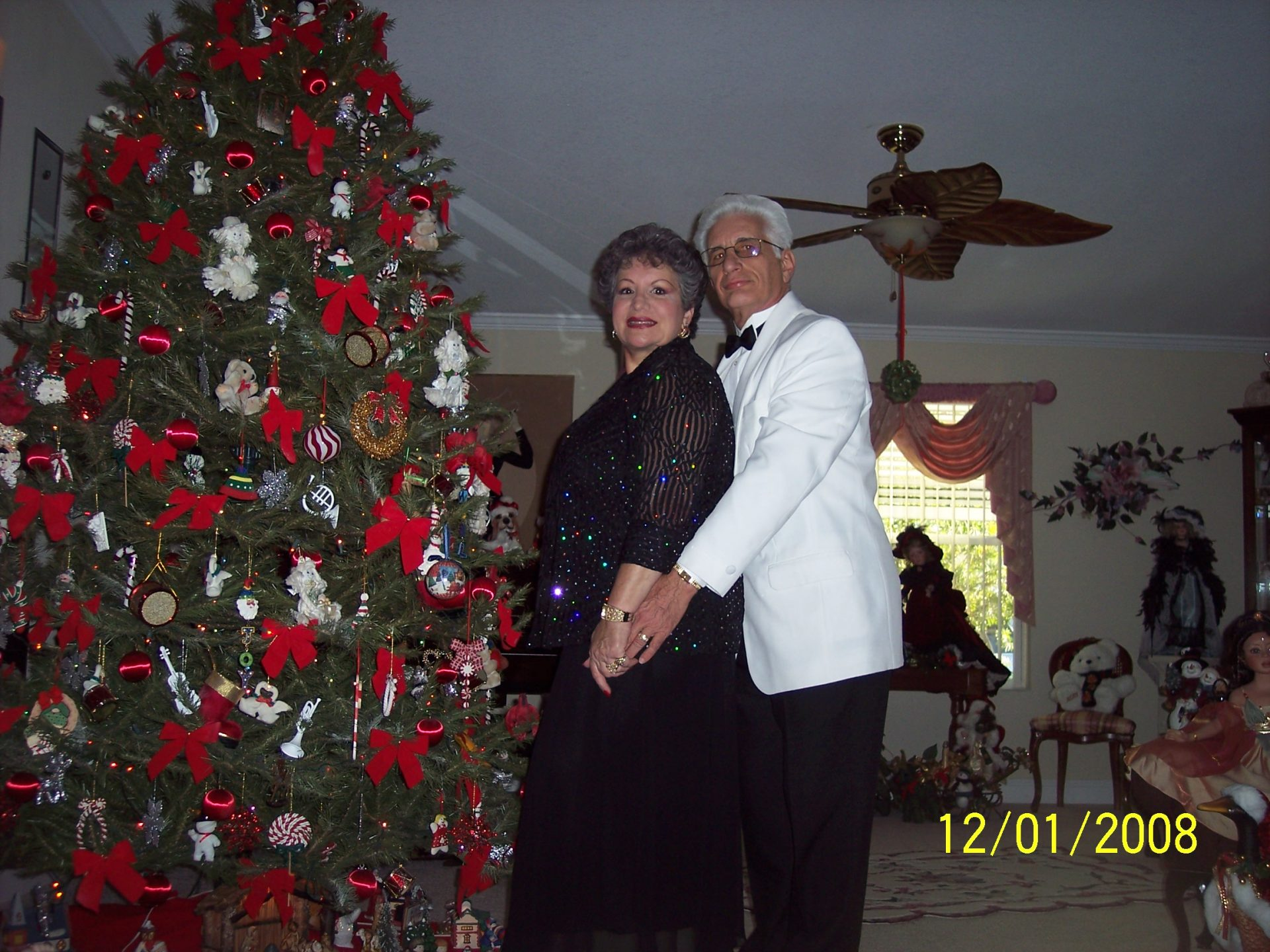 Another dancing event.....this one was at a round dancing ball.  Similar to ballroom but dancing to a cuer.