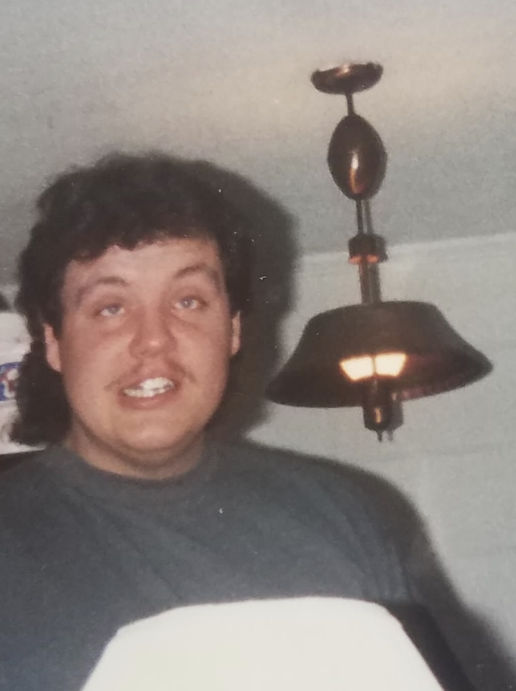 Back when Jason was 23 lol When he was asked to smile and gave goofy  smile.