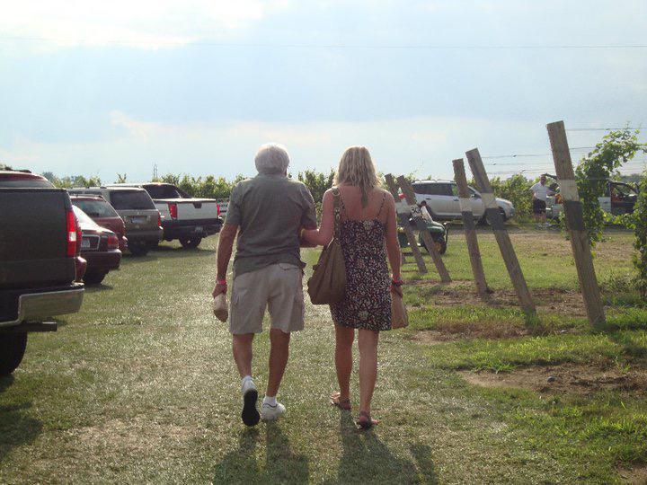 My hero. I know my Pop will forever walk alongside me. ❤️