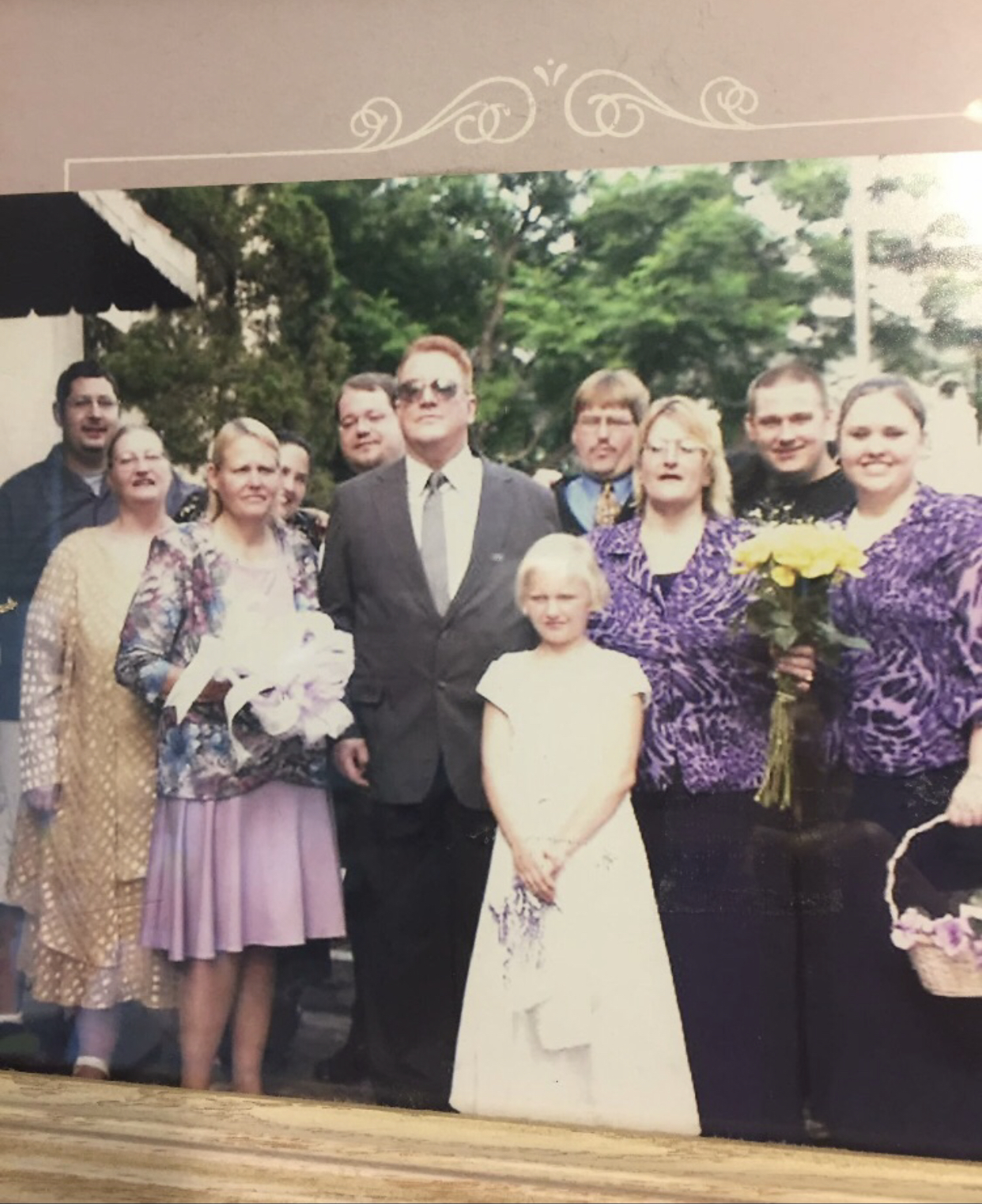 June 18, 2005 the day I married my friend. <br /> ♥️