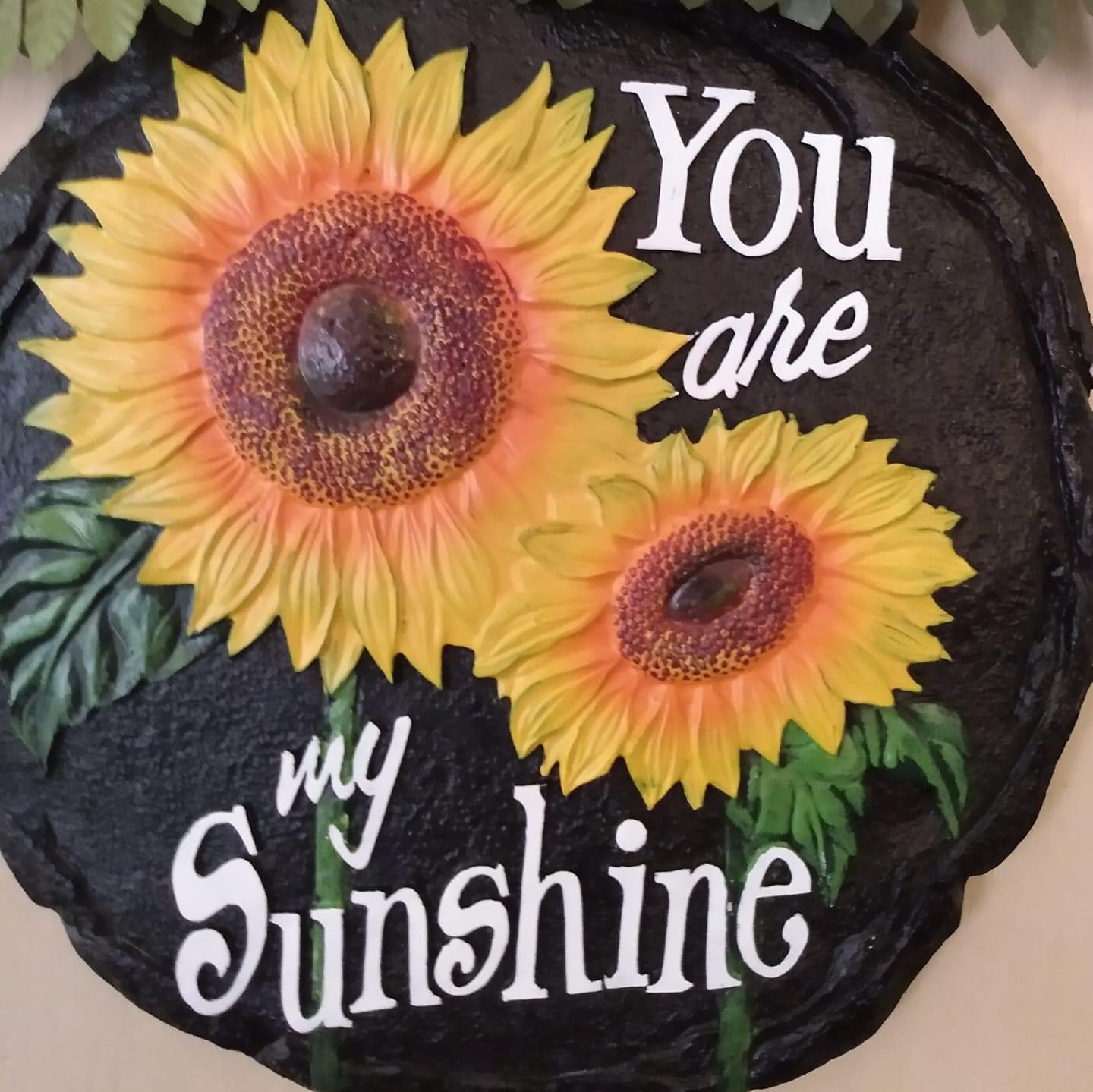 Yes, you are my sunshine  my love ⭐️