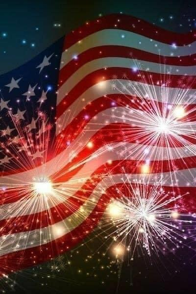 Happy 4th to our loved ones in spirit and thank you all for your service my loves. ♥️