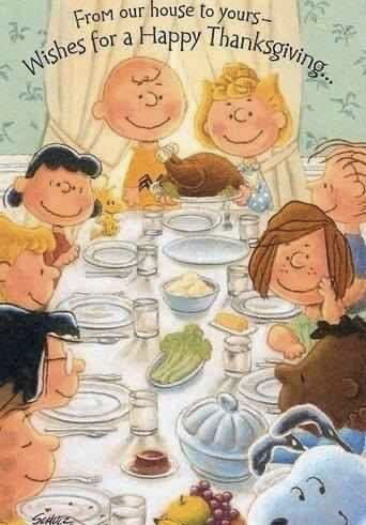 Happy Thanksgiving to all our loved ones here and those in the hereafter.  I thank my God for you all ♥️