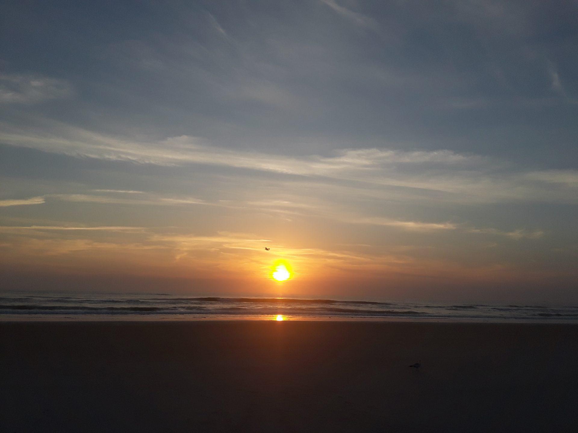You're morning sunrise !