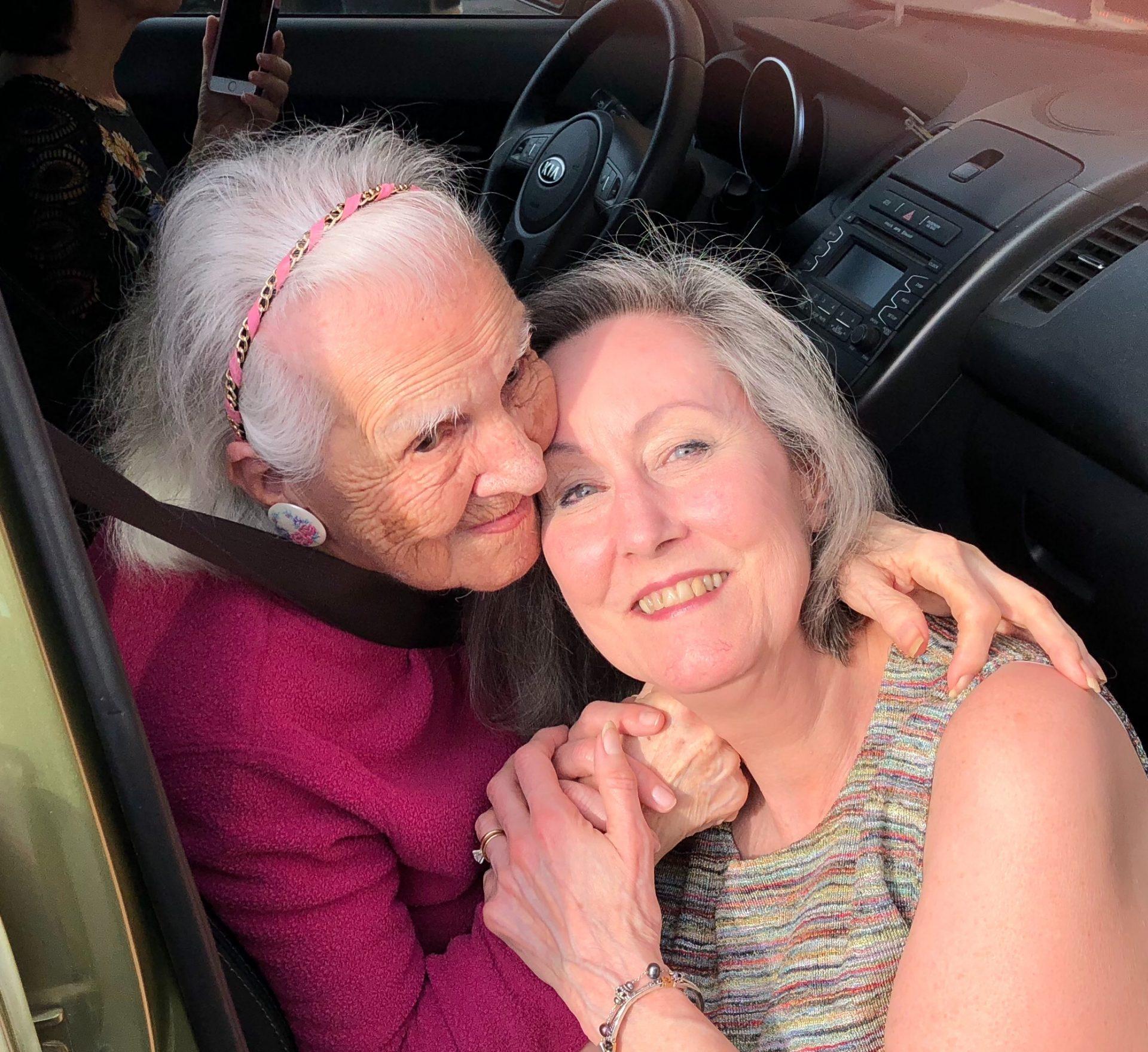 Mom and Lynn