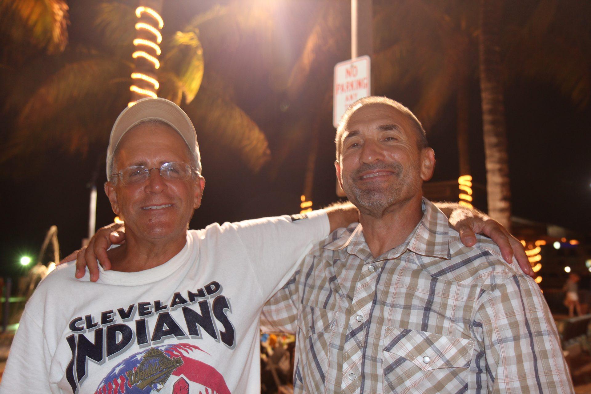 Bob and Dan ...Aug  2015