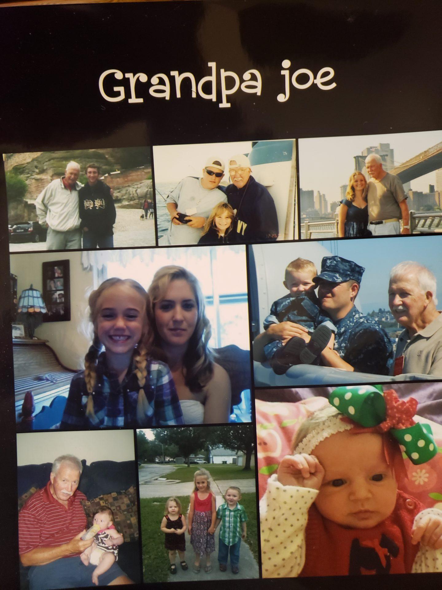 Dad to Grandpa