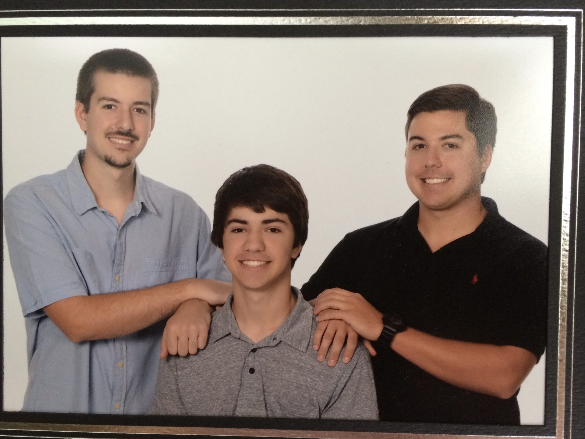 Grandsons!