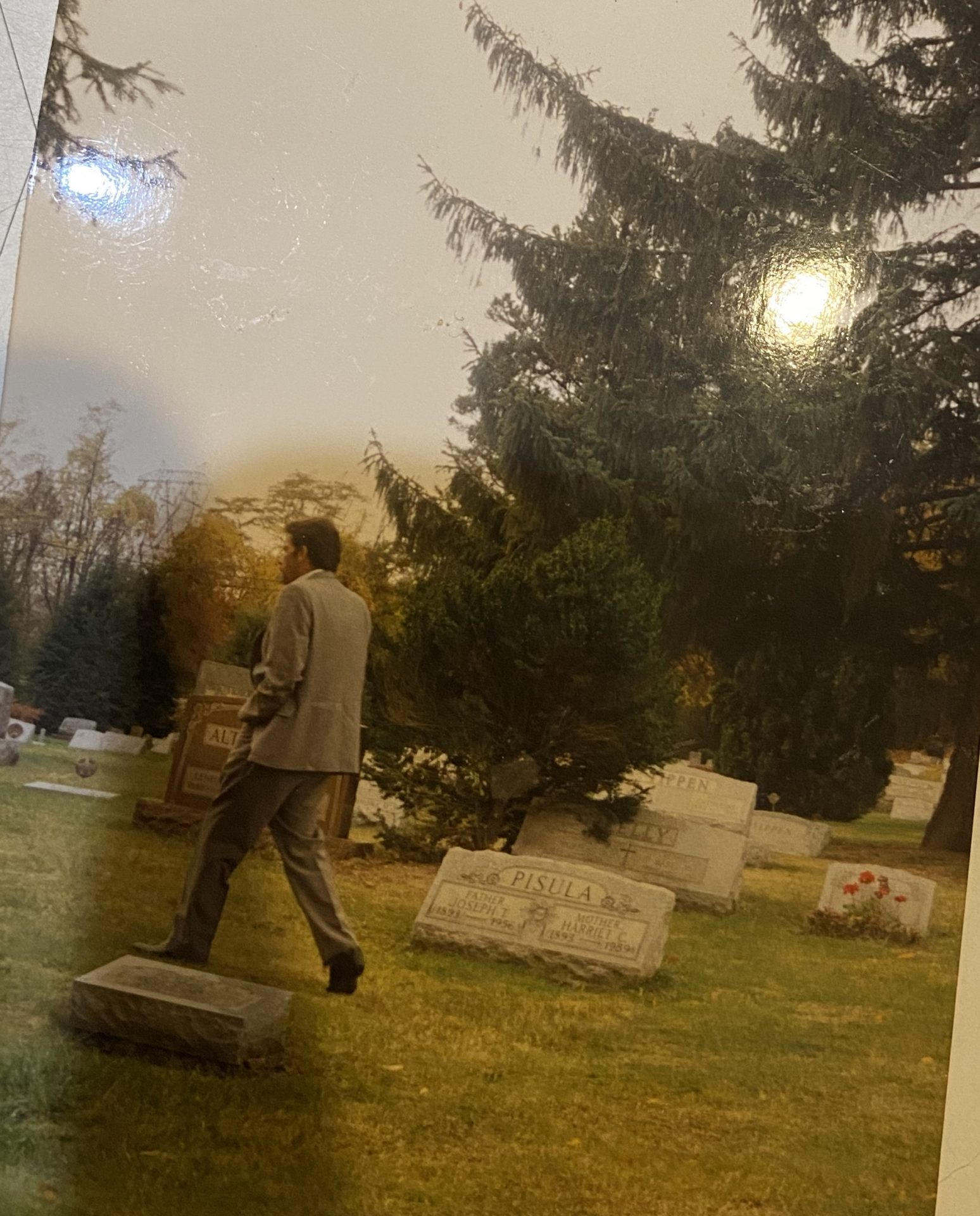 Looking For his grandfathers grave in Masontown Pennsylvania