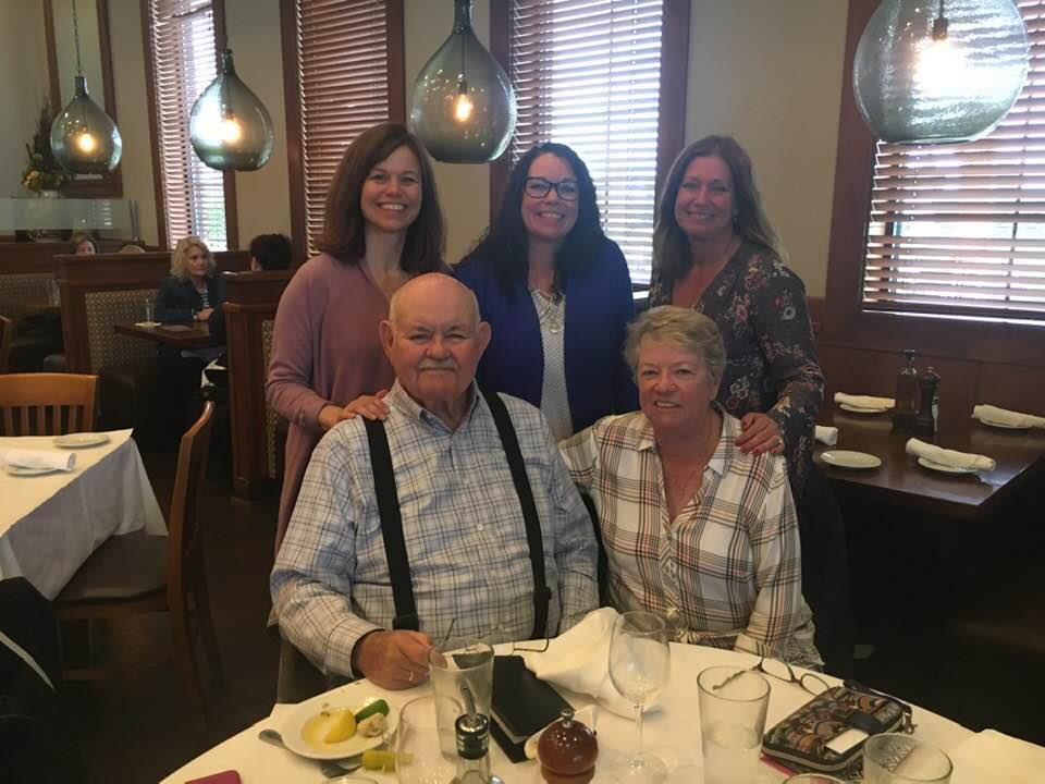 Early mother's day lunch 2019