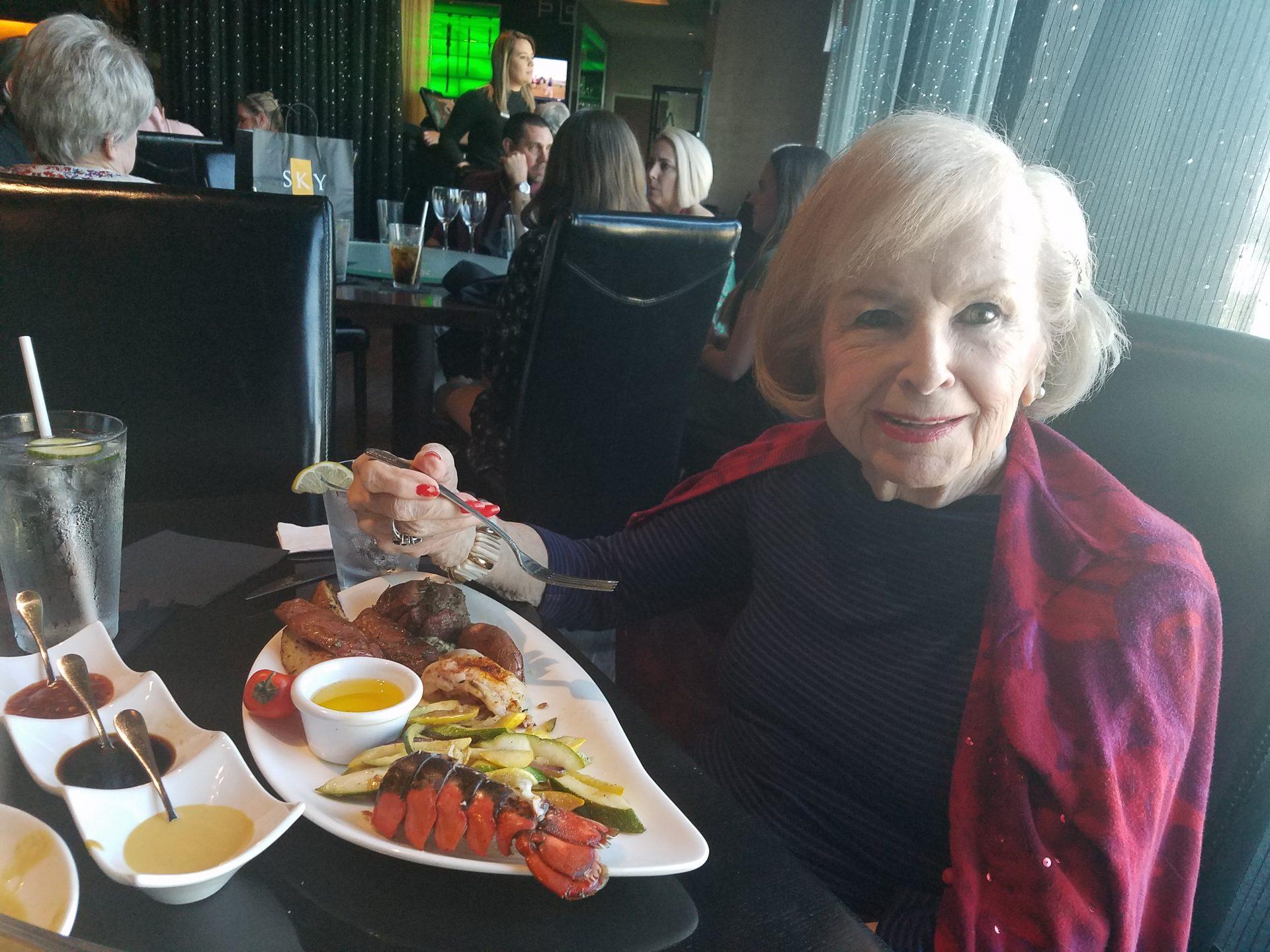 Fine dining at Sky Restaurant in Ocala!