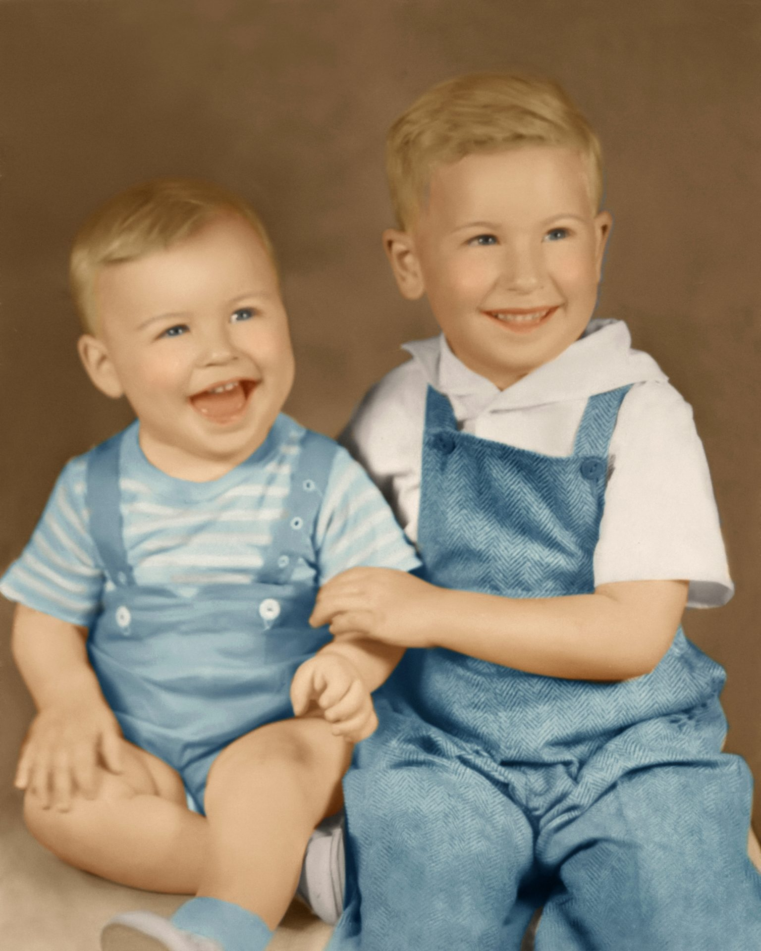 Butch and Daryl 1947