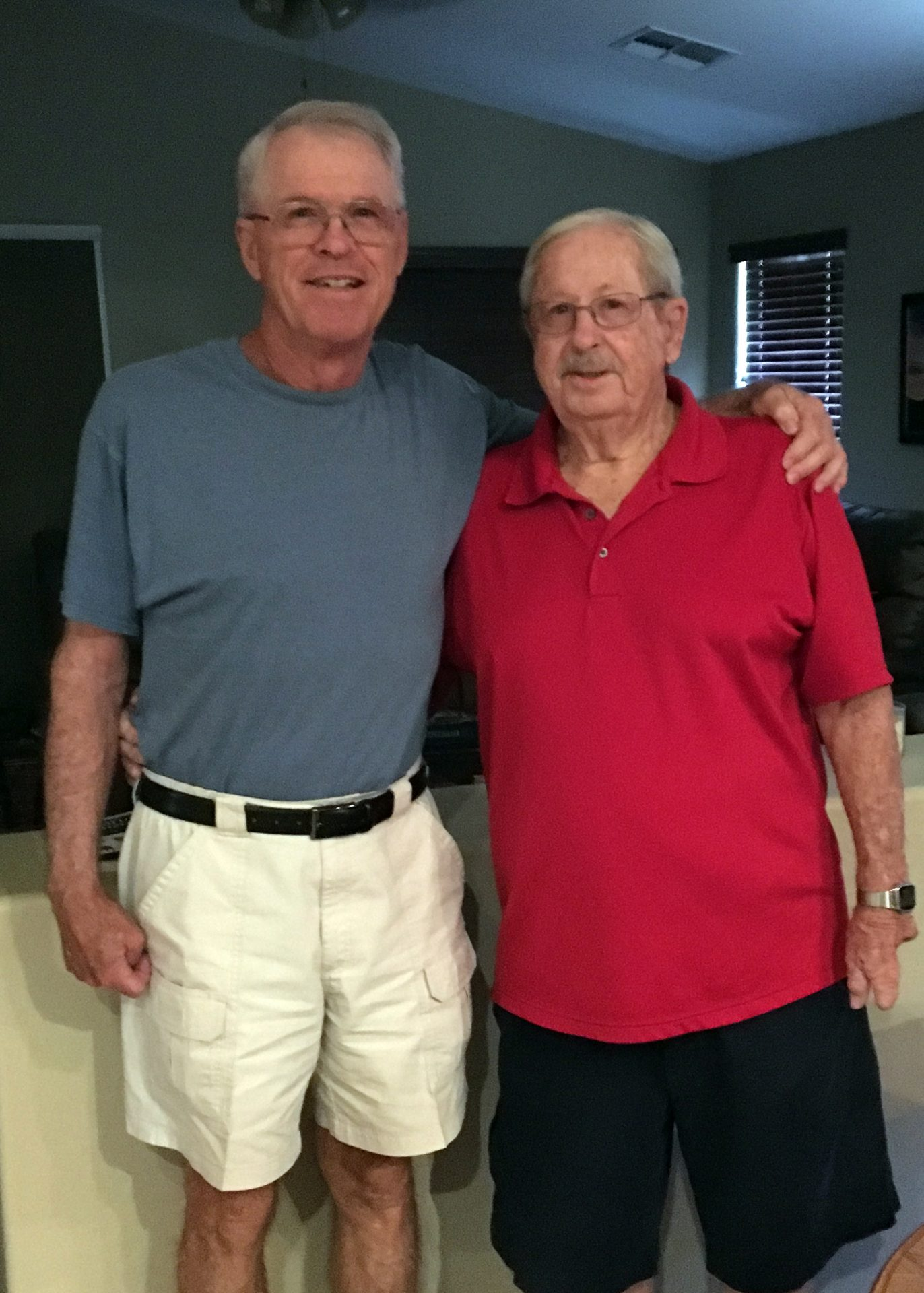 Butch and Daryl Slusher 2016