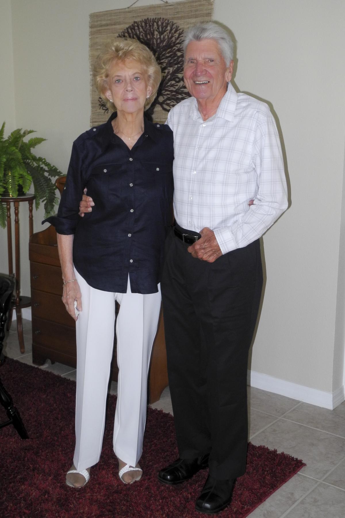 2014 - MaryAnn & Richard 62nd Anniversary