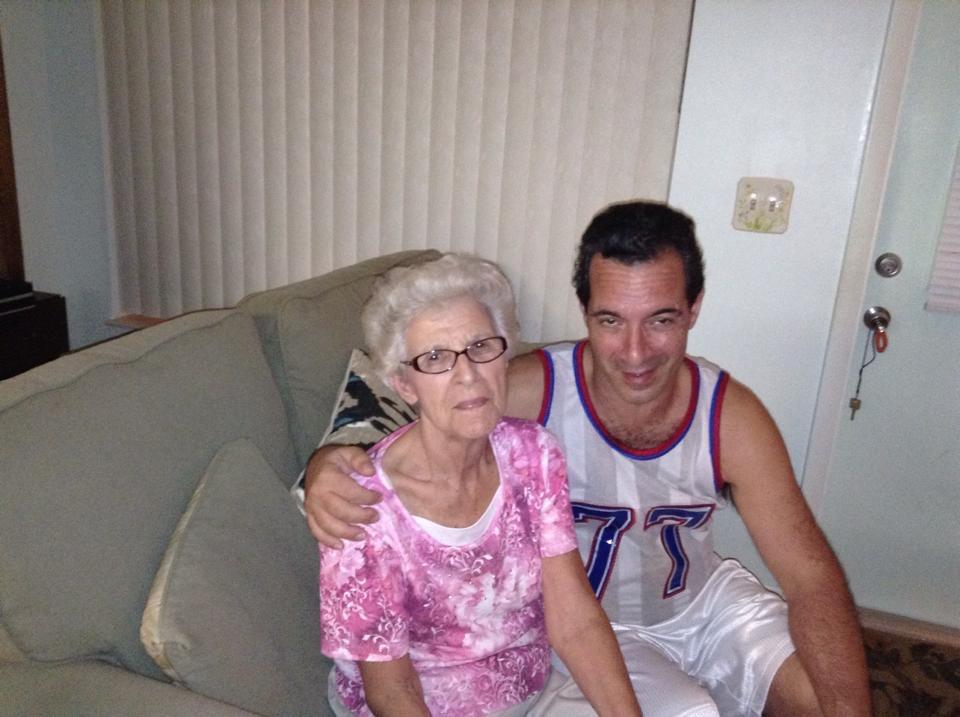 Mom and Nick
