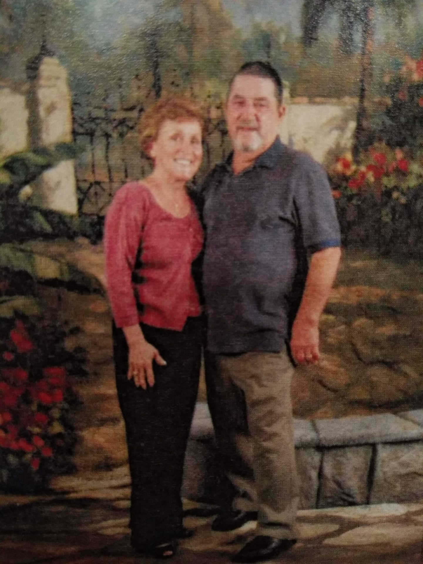 Mr. & Mrs. Shields