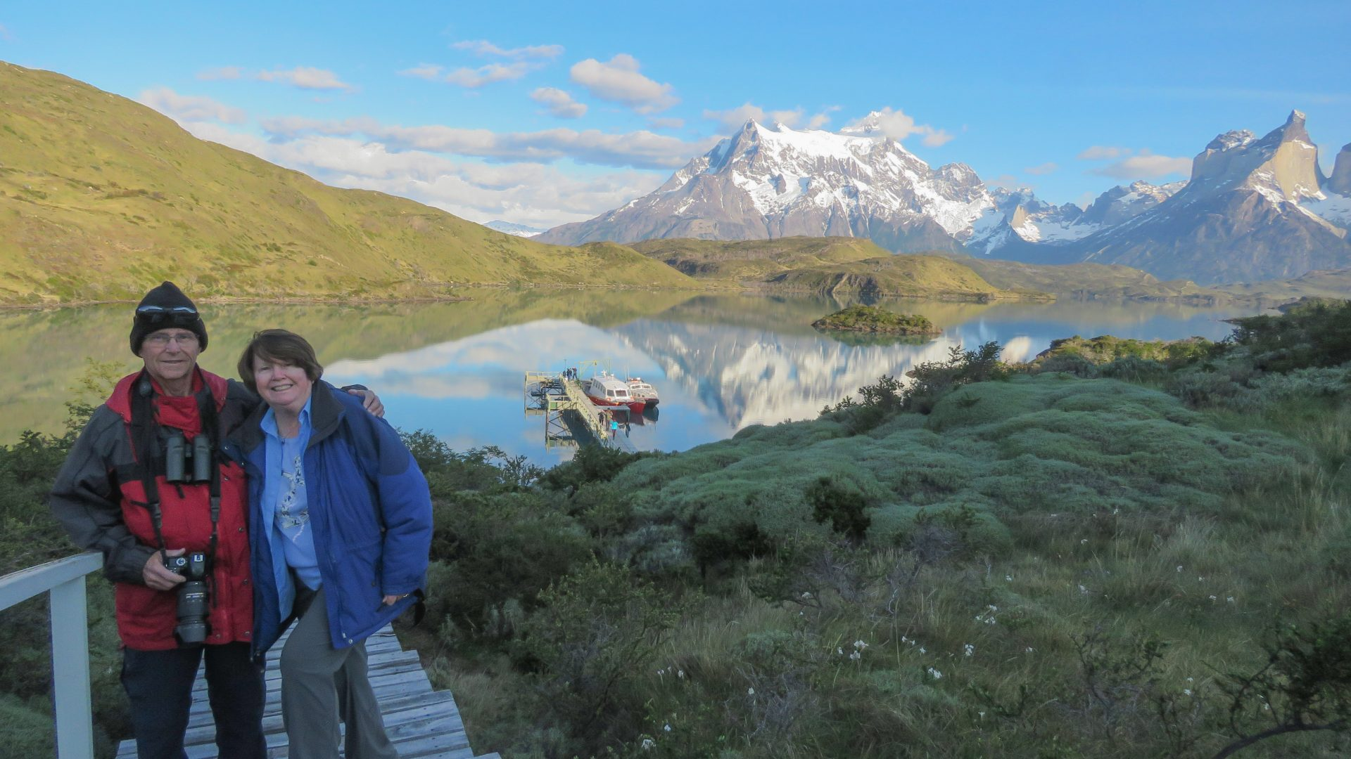 Nov. 2019 trip to Patagonia