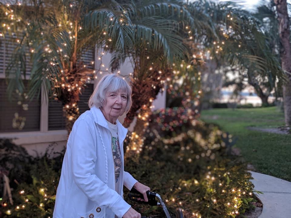 Xmas in Florida.
