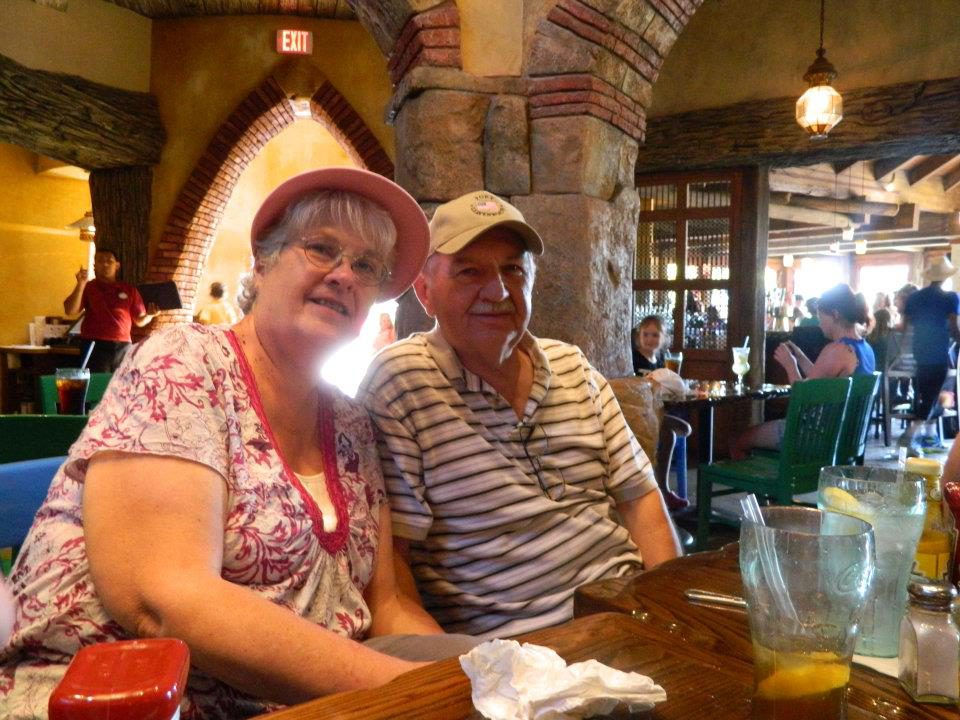 Wonderful and loving husband of 52 years - you are an amazing example to us all - xoxoxoxo