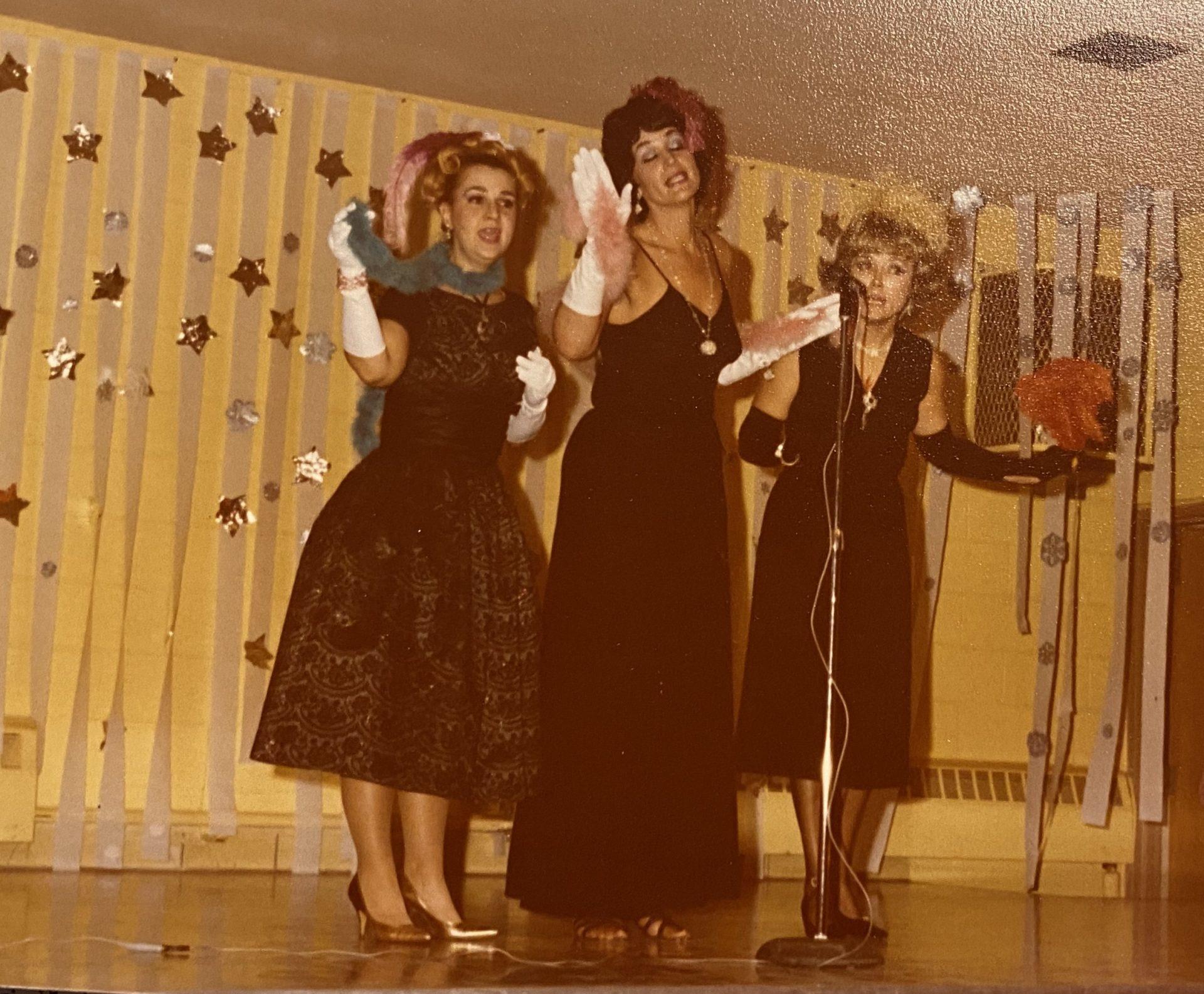The Lemon Sisters!