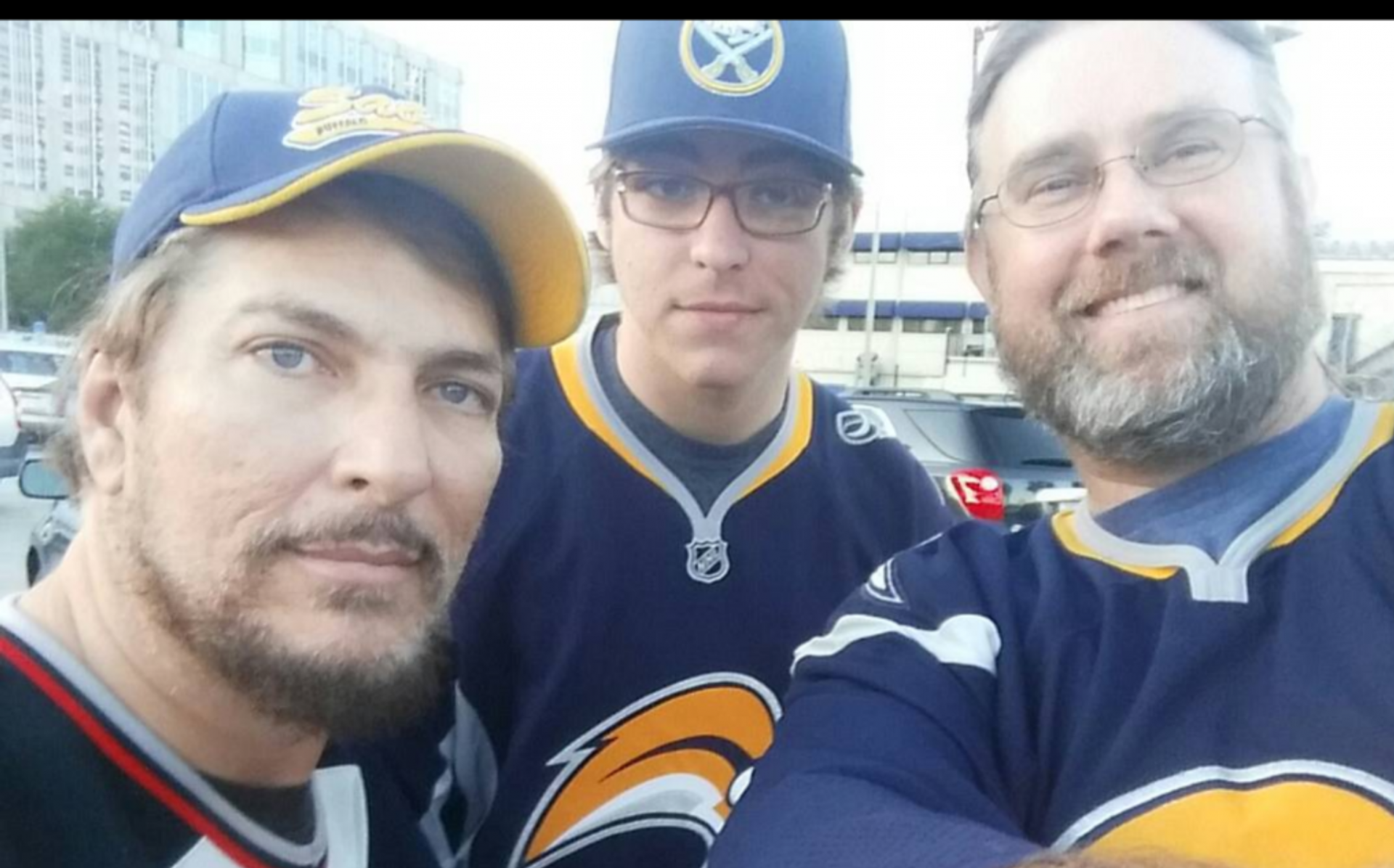 Trip to Tampa to see our Sabres play.