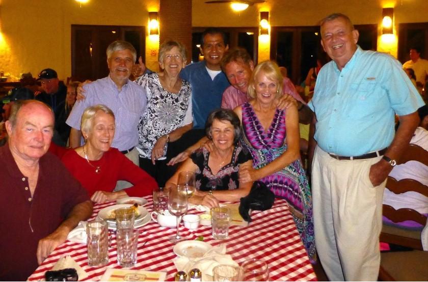 Our Mazatlan  family...we had so many good times