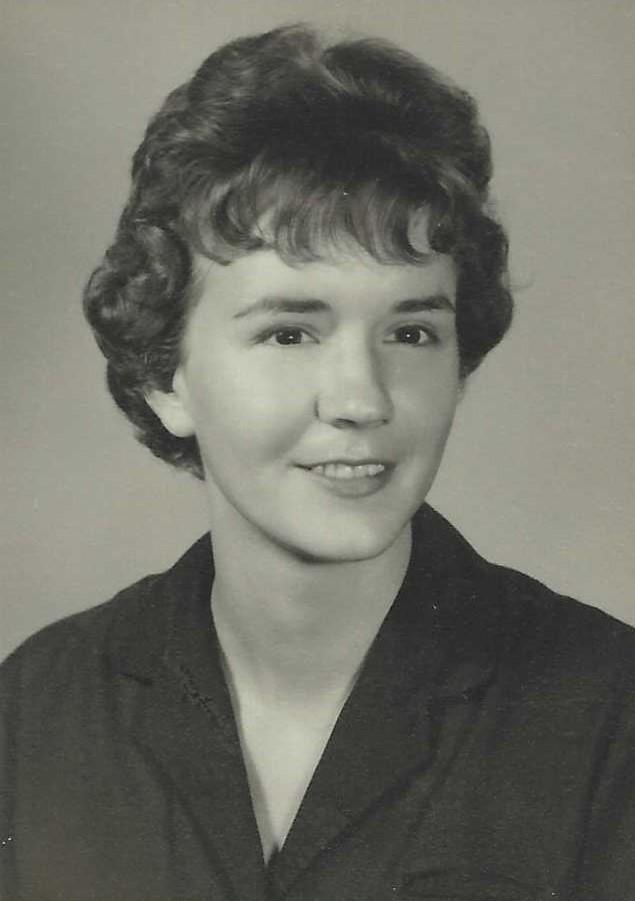 Linda in 1964.