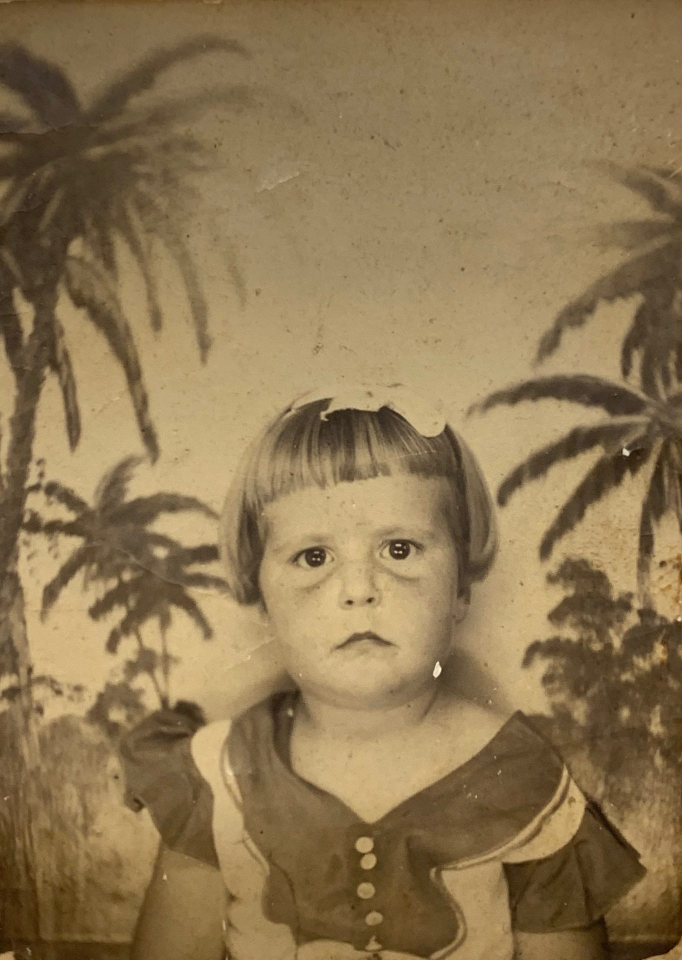 1936 - Look at that sweet face!