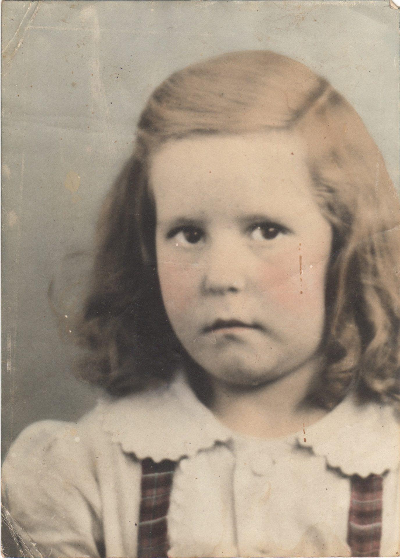 1941 - First Grade