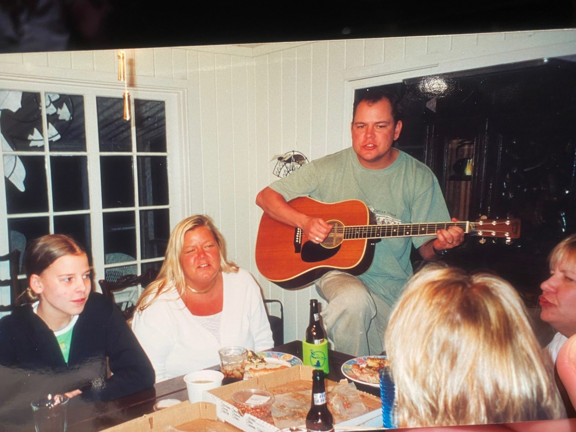 love around the table in Sanibel