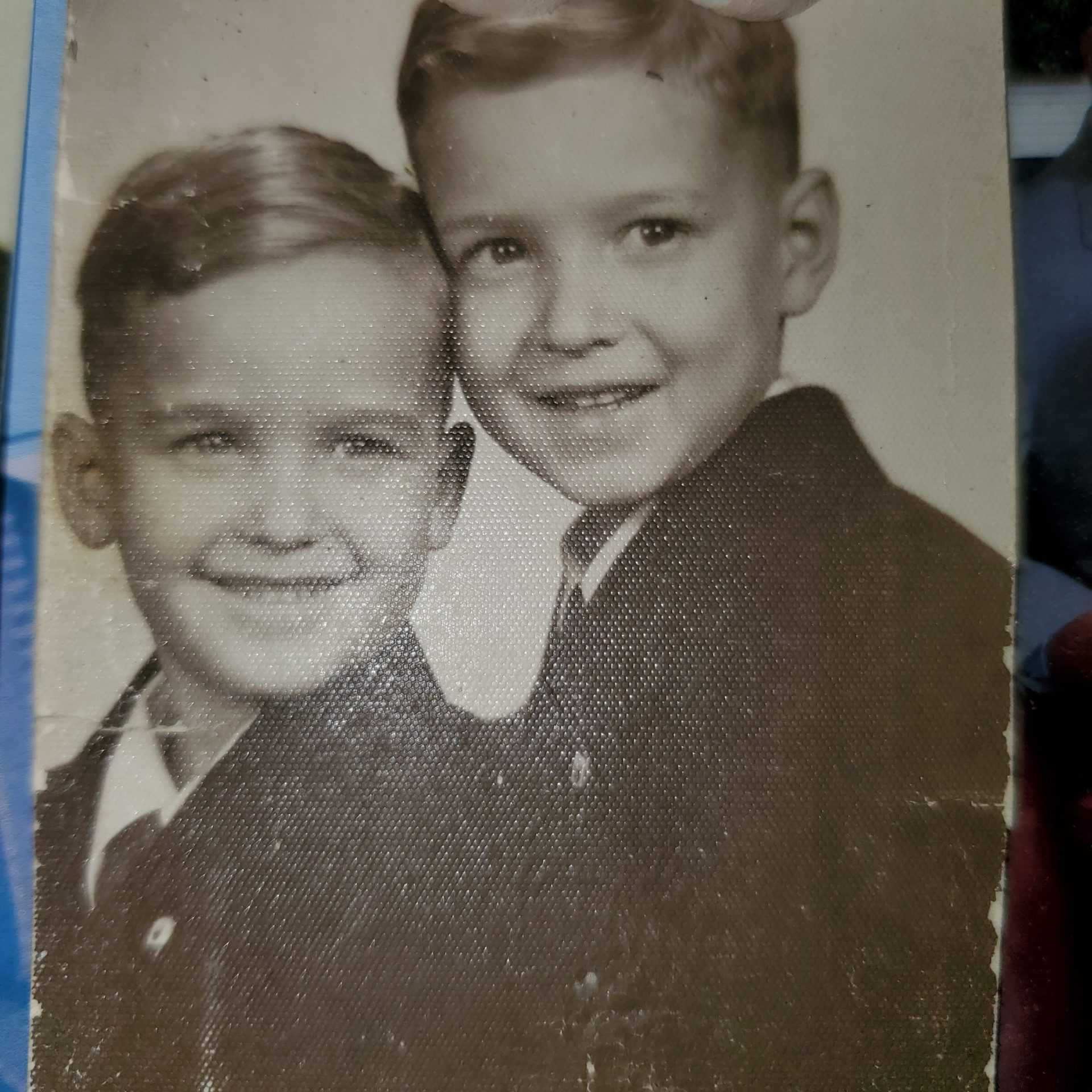 Billy tallest  & Brother Bruce