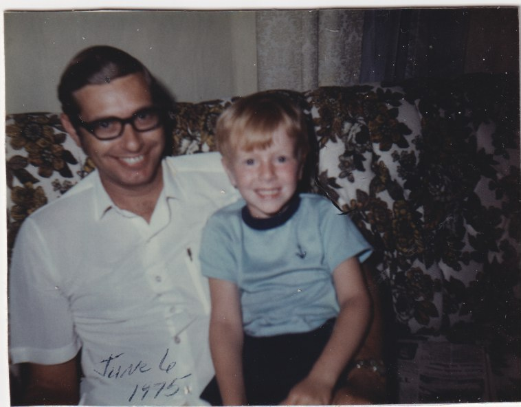 Another old one with Uncle Charlie