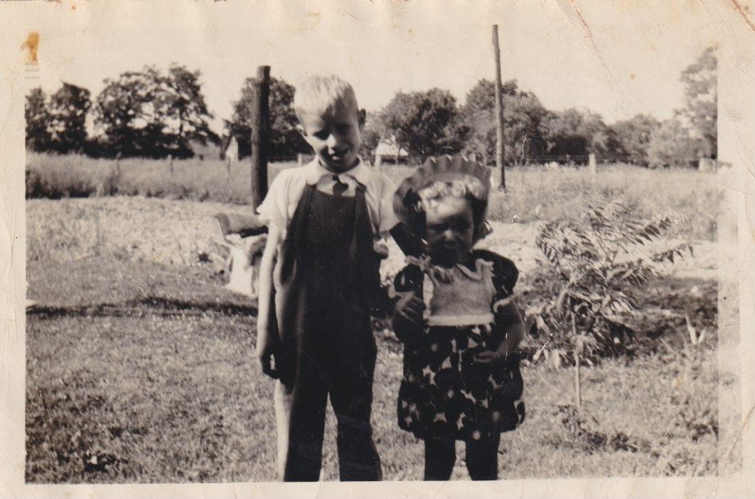 Charlie and Betty Mathews