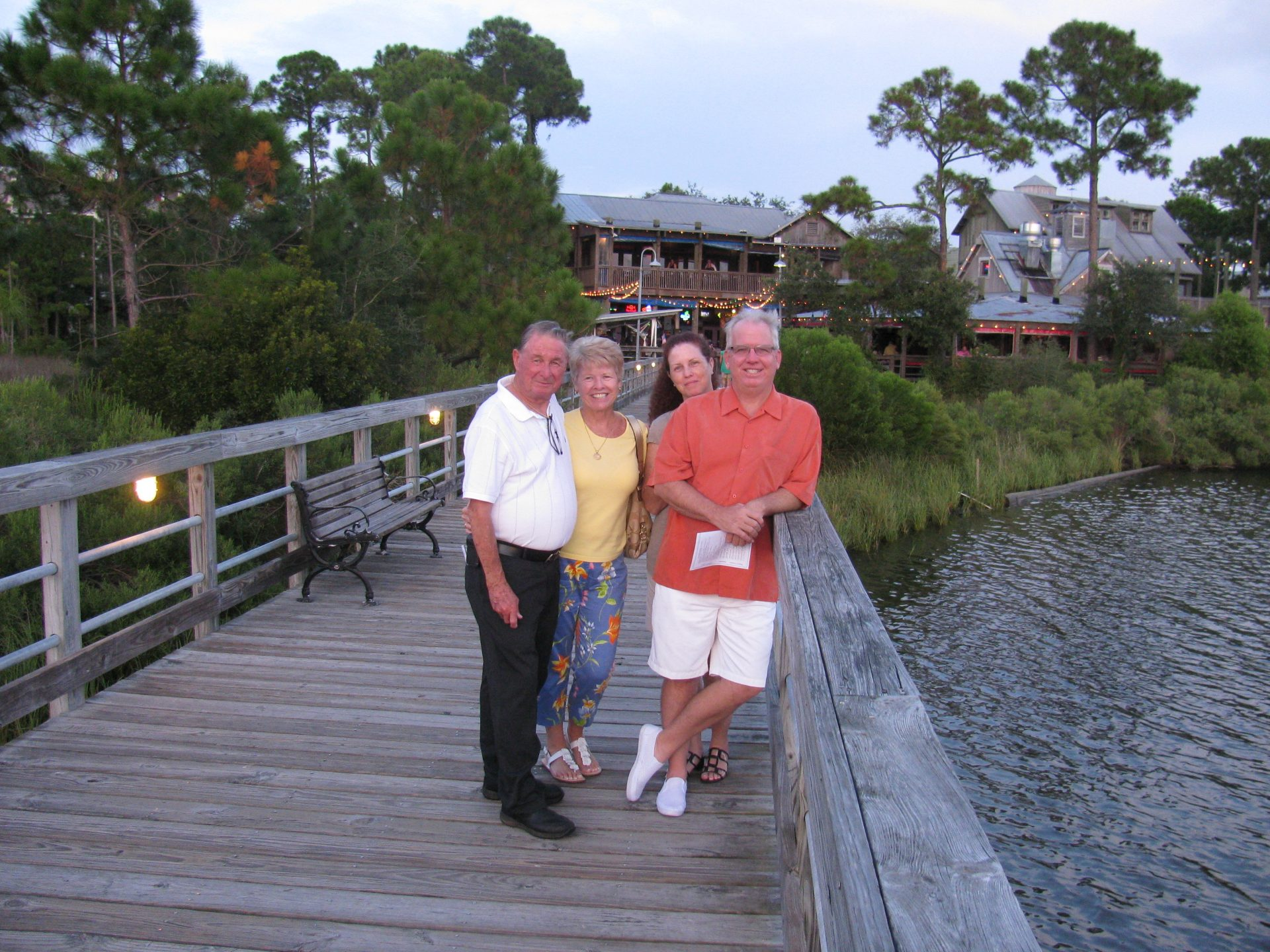Brother & Sister in Law - Destin FL