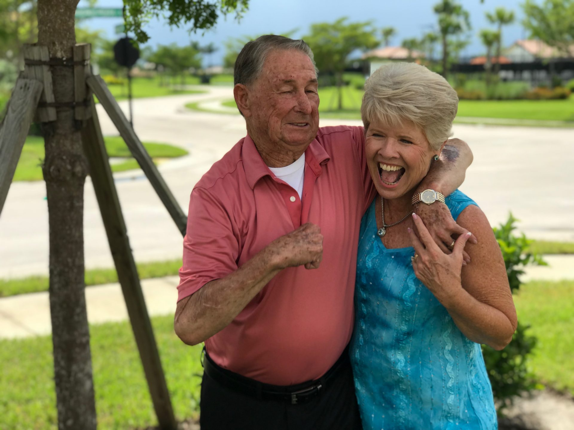 Diane & Mike - July 14th 2018