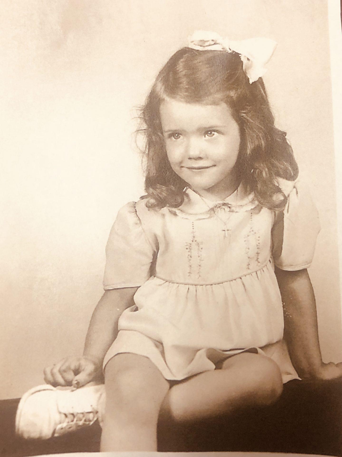Polly Ann- age 4